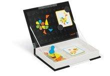 Magnetky pre deti - Magnetická kniha Moduloform Magneti'Book Janod 30 kariet_0