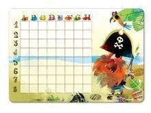 Cudzojazyčné spoločenské hry - Spoločenská hra Pirates Battleship Janod magnetická od 5 rokov_2