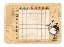 Cudzojazyčné spoločenské hry - Spoločenská hra Pirates Battleship Janod magnetická od 5 rokov_4