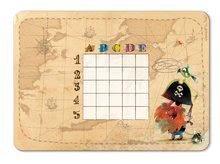 Cudzojazyčné spoločenské hry - Spoločenská hra Pirates Battleship Janod magnetická od 5 rokov_5