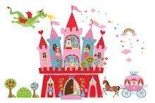 Magnetky pre deti - Magnetická dekorácia do detskej izby Princess Magneti' Stick Janod od 3 rokov_2