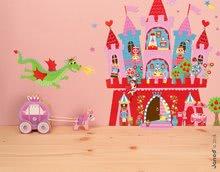 Magnetky pre deti - Magnetická dekorácia do detskej izby Princess Magneti' Stick Janod od 3 rokov_4