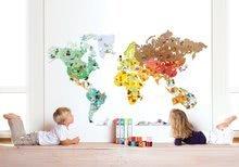 Magnetická dekorácia do detskej izby World Magneti' Stick Janod od 7-12 rokov