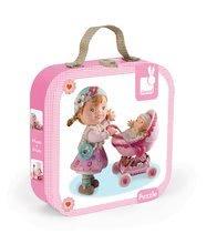 Detské puzzle do 100 dielov - Puzzle Lilou a bábiky Janod v kufríku 6-9-12-16 dielov od 3 - 6 rokov_5
