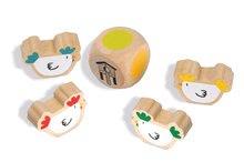 Cudzojazyčné spoločenské hry - Spoločenská hra Chicken Game Suitcase Janod od 3 rokov_0