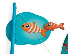 Hry na rybára - Magnetická spoločenská hra Aquanemo Janod od 6 rokov_4