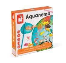 Hry na rybára - Magnetická spoločenská hra Aquanemo Janod od 6 rokov_5