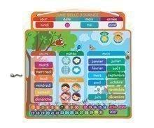Magnetická tabule Magnetic Diary - Une Belle Journee Janod ve francouzštině
