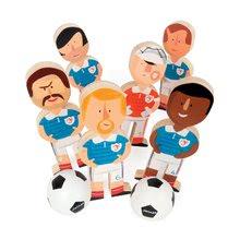 Kolky - Drevené kolky Champions Soccer Skittles Janod s futbalistami_1