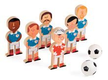 Kolky - Drevené kolky Champions Soccer Skittles Janod s futbalistami_2