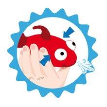 Hry na rybára - Drevená rybárska udica Fishy Janod so striekajúcimi rybami od 24 mes_2
