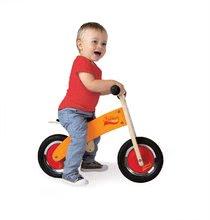Drevené odrážadlá - Drevený balančný bicykel Little Bikloon Janod od 24 mes_0