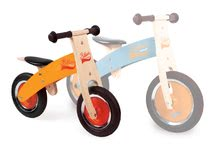 Drevené odrážadlá - Drevený balančný bicykel Little Bikloon Janod od 24 mes_1