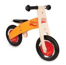 Drevené odrážadlá - Drevený balančný bicykel Little Bikloon Janod od 24 mes_2
