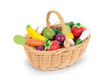 Janod zelenina a ovoce ze dřeva 05620