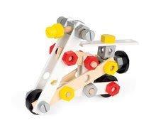 Náradie a nástroje - Drevená stavebnica Redmaster Bricolo Janod s náradím 100 dielov_0