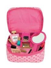Kosmetická taštička pro děti Little Miss Janod s kosmetikou ze dřeva a 9 doplňky