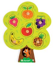 J07061 b janod drevene puzzle