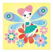 Ručné práce a tvorenie - Omaľovánky Ateliér Janod Pastelové obrázky s akvarelami od 4 rokov_4