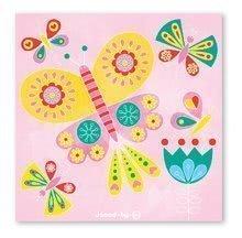 Ručné práce a tvorenie - Omaľovánky Ateliér Janod Pastelové obrázky s akvarelami od 4 rokov_8