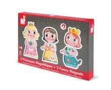 J08032 d janod magneticke figurky princezne