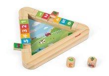 Cudzojazyčné spoločenské hry - Spoločenská hra Garden Clip Clap Janod _0