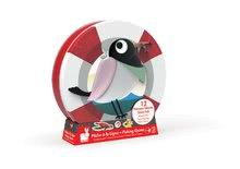 Hry na rybára - Drevené magnetické rybárske udice Tropical Fishing Janod a 12 rybičiek od 24 mes_0