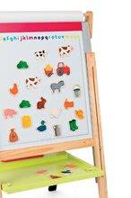 Magnetky pre deti - Drevené magnetky Farm Magnets Janod od 24 mes_1