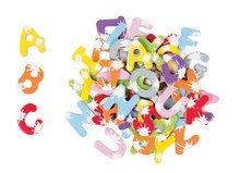 Magnetky pre deti - Drevené magnetky abeceda Splash Janod od 3 rokov_0