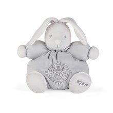 Plyšový zajačik Perle Chubby Kaloo 25 cm šedý v darčekovej krabičke K960220