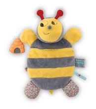 Plyšová včelka loutkové divadlo Kaloo Nopnop-Honey Bee Doudou  25 cm