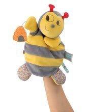 Bábky pre najmenších - Plyšová včielka bábkové divadlo Nopnop-Honey Bee Doudou Kaloo 25 cm pre najmenších_0