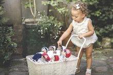 Hadrové panenky - Panenka pro miminka Manon K Tendresse Kaloo 32 cm v hvězdičkových šatech z jemného textilu v dárkovém balení od 0 měsíců_3