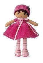 Kaloo bábika pre bábätká Emma K Tendresse v ružových šatách 25 cm 962084