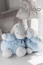 Plyšové medvede - Plyšový medvedík Perle-Chubby Bear Kaloo 18 cm v darčekovom balení pre najmenších modrý_5