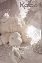 Hračky pre bábätká - Plyšový zajačik Perle-Chubby Rabbit Kaloo 25 cm v darčekovom balení pre najmenších béžový_5