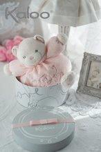 Plyšové medvede - Plyšový medvedík Perle-Chubby Bear Kaloo 18 cm v darčekovom balení pre najmenších ružový_6