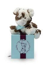 Plyšové zvieratká - Plyšová kravička Milky Les Amis-Vache Kaloo 19 cm v darčekovom balení pre najmenších_0