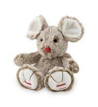 Kaloo plyšová béžová myška Rouge Kaloo 963518 béžová