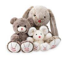Plyšové medvede - Plyšový medveď Rouge Kaloo 31 cm pre najmenších hnedý_1