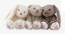 Hračky pre bábätká - Plyšový zajačik Rouge Kaloo 31 cm pre najmenších hnedý_0