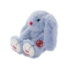 Hračky pro miminka - Plyšový zajíc Rouge Kaloo Small 19 cm z jemného plyše modro-krémový_0