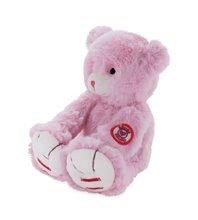 Plyšoví medvědi - Plyšový medvěd Rouge Kaloo 19 cm z jemného plyše růžovo-krémový_0