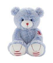 Kaloo medveď z jemného plyšu Rouge Medium pre najmenších 963547 modro-krémový