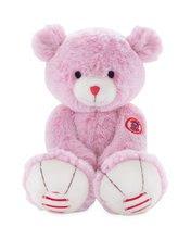 Ursuleţ de pluş Rouge Kaloo Medium 31 cm roz-crem din pluş moale pentru cei mai mici copii roz-crem