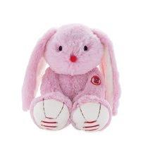 Kaloo zajačik z plyšu Rouge 31 cm pre najmenších 963551 ružovo-krémový