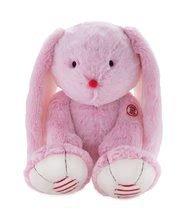 Plyšový zajíc Rouge Kaloo Large 38 cm z jemného plyše pro nejmenší děti růžovo-krémový