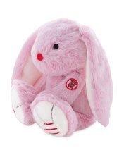 Hračky pro miminka - Plyšový zajíc Rouge Kaloo Small 13 cm z jemného plyše pro nejmenší děti růžovo-krémový_0