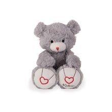 Ursuleţ de pluş Rouge Kaloo pentru bebeluși cu broderie gri