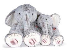 Plyšové a textilní hračky - Plyšový slon Noa Elephant Grey XL Rouge Kaloo šedý 55 cm z jemného materiálu pro nejmenší od 0 měsíců_2